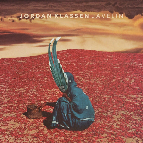 Jordan Klassen - Javelin Vinyl LP - direct audio
