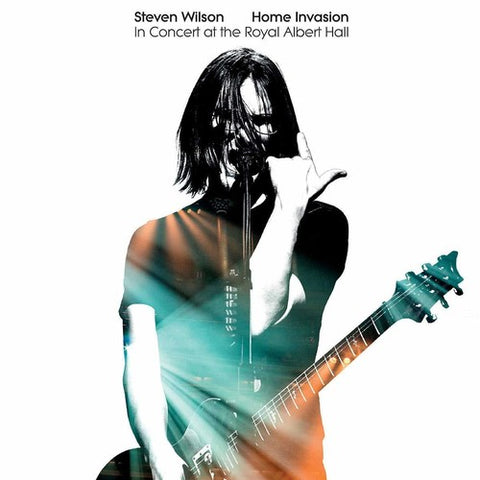 Steven Wilson Home Invasion: In Concert at the Royal Albert Hall 2CD + Blu-ray