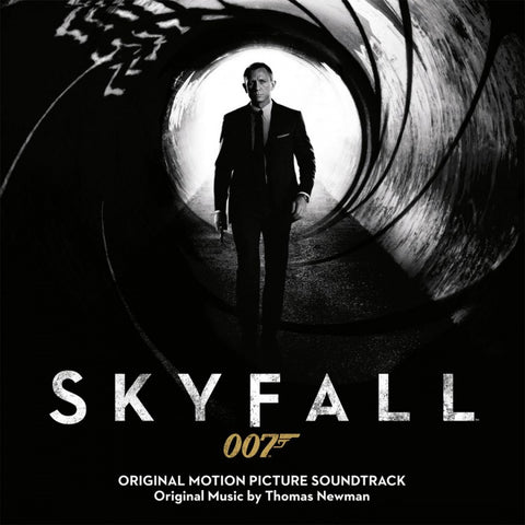 Thomas Newman - Skyfall: Original Motion Picture Soundtrack Numbered Limited Edition Colored 180g Import Vinyl 2LP - direct audio