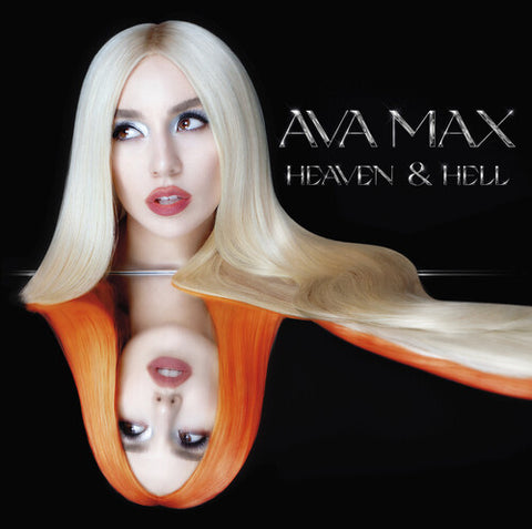 Ava Max - Heaven & Hell Colored Vinyl LP Coming February 12 2021 Pre-order - direct audio