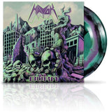 Havok - Burn Colored Vinyl LP - direct audio