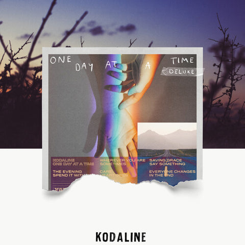 Kodaline - One Day At A Time Deluxe Edition Vinyl 2LP - direct audio