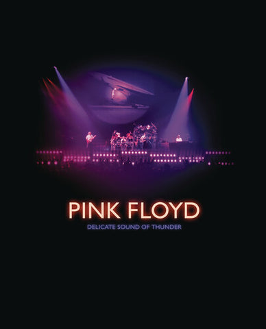 Pink Floyd - Delicate Sound Of Thunder Blu-Ray Video Disc + Bonus Tracks - direct audio
