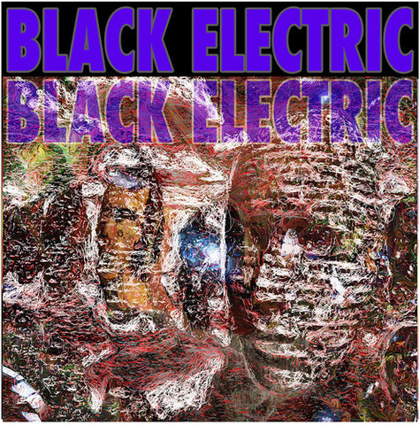 Black Electric - Black Electric Colored Vinyl LP (Purple / Blue with Splatter) - direct audio