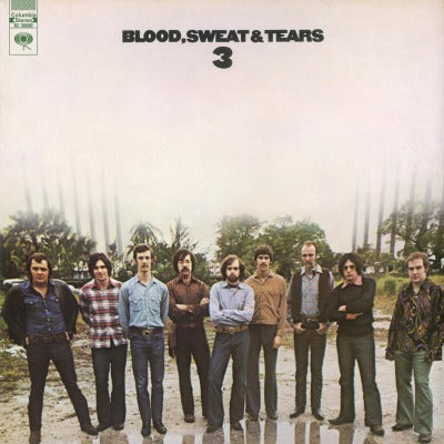 Blood, Sweat & Tears -  Blood, Sweat & Tears 3 180g Import Vinyl LP - direct audio