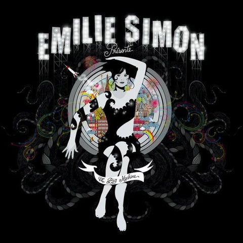 Emilie Simon - The Big Machine on 2LP - direct audio