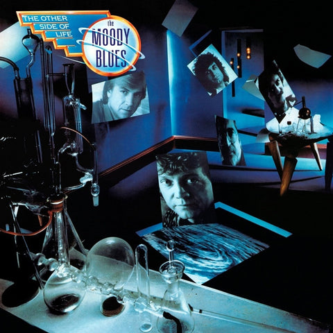 The Moody Blues - The Other Side Of Life on Limited Edition Colored 180g LP - direct audio