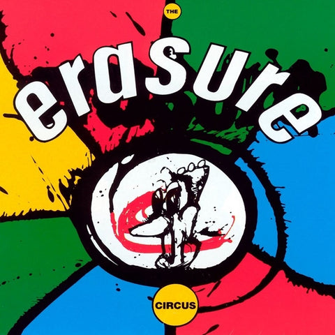 Erasure - The Circus 180g Import Vinyl LP - direct audio