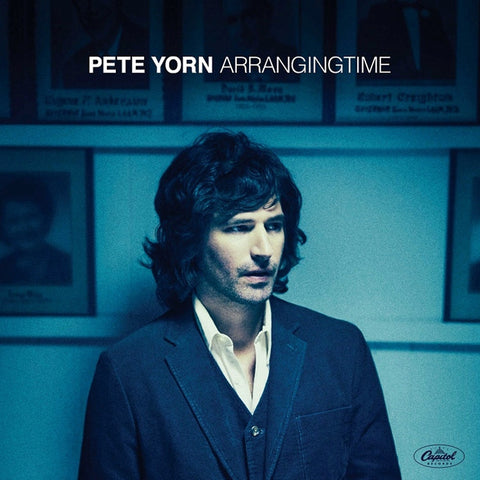 Pete Yorn - Arranging Time on LP - direct audio