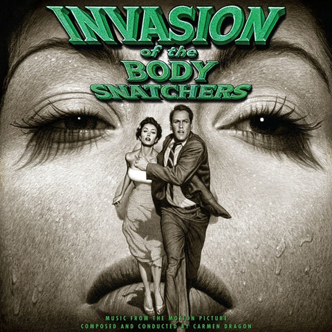 Invasion Of The Body Snatchers - Original Soundtrack Score on Limited Edition Colored 180g LP - direct audio