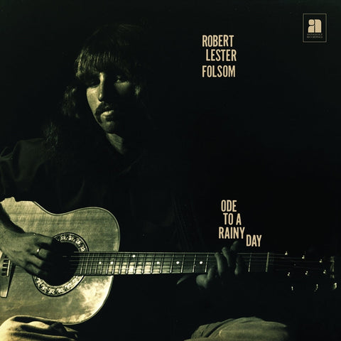 Robert Lester Folsom - Ode To A Rainy Day: Archives 1972-1975 Vinyl LP - direct audio