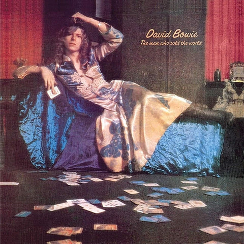 David Bowie - The Man Who Sold the World on 180g Vinyl LP - direct audio