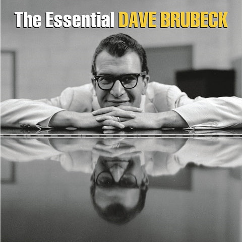 Dave Brubeck - The Essential Dave Brubeck on 2LP - direct audio