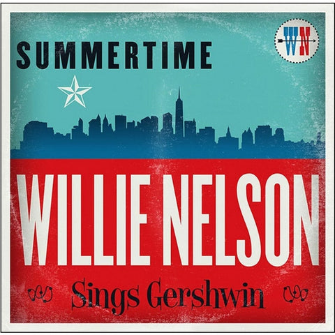 Willie Nelson - Summertime: Willie Nelson Sings Gershwin on LP - direct audio
