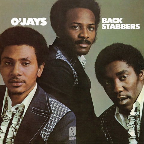 The O'Jays - Back Stabbers on Limited Edition 180g LP - direct audio