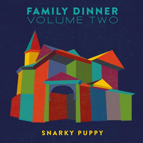 Snarky Puppy - Family Dinner Volume Two Vinyl 2LP + DVD + Download - direct audio