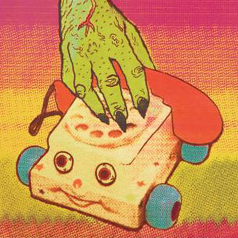 Thee Oh Sees - Castlemania Vinyl 2LP w/ 4th Side Etching (Out Of Stock) Pre-order - direct audio