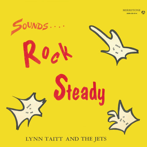 Lynn Taitt And The Jets - Sounds Rock Steady on LP - direct audio
