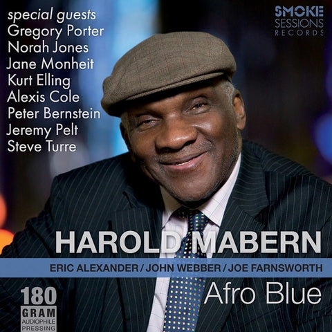 Harold Mabern - Afro Blue on Limited Edition 180g Vinyl LP - direct audio