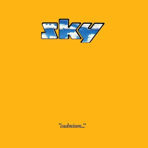 Sky - Cadmium on Limited Edition Colored 2LP - direct audio