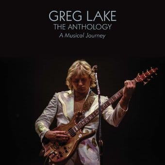 Greg Lake - The Anthology: A Musical Journey Vinyl 2LP - direct audio