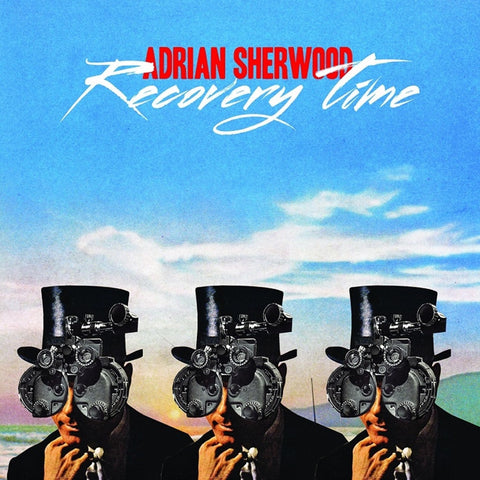 "Adrian Sherwood - Recovery Time EP on 12"" Vinyl - direct audio"