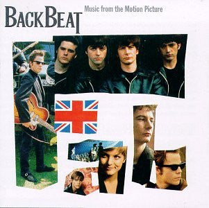Backbeat - The Backbeat Band: Songs From The Original Motion Picture on Vinyl LP - direct audio