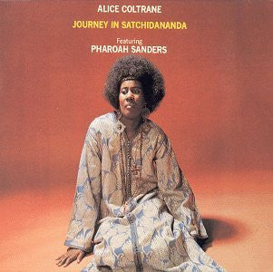 Alice Coltrane - Journey In Satchidananda on CD - direct audio