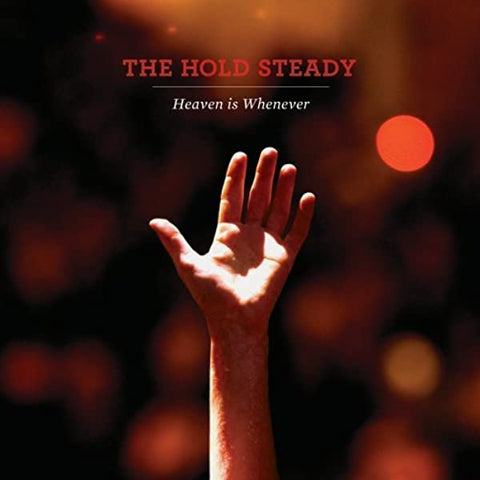 The Hold Steady - Heaven Is Whenever Colored Vinyl 2LP - direct audio