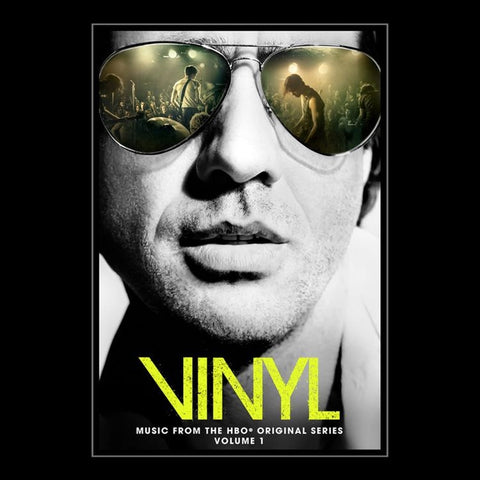VINYL: Music From The HBO Original Series Volume 1 - Various Artists on Limited Edition 180g 2LP + CD - direct audio