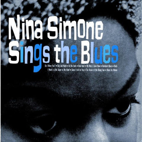 Nina Simone - Sings The Blues on 180g LP (Awaiting Repress) - direct audio