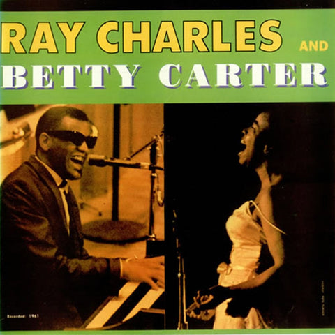 Ray Charles - Ray Charles And Betty Carter on Hybrid SACD - direct audio
