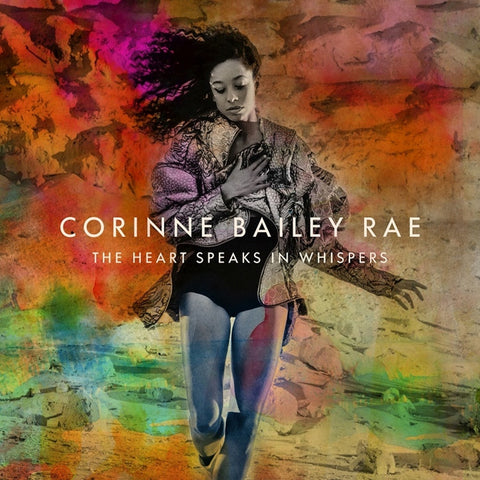 Corinne Bailey Rae - The Heart Speaks In Whispers Vinyl 2LP - direct audio