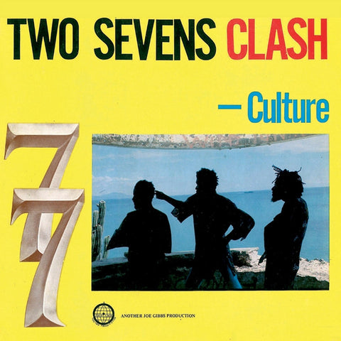 Culture - Two Sevens Clash Vinyl LP - direct audio
