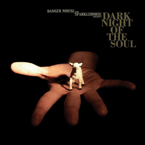 Danger Mouse And Sparklehorse - Dark Night Of The Soul on 180g Vinyl 2LP - direct audio