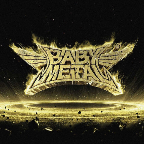 Babymetal - Metal Resistance Vinyl LP - direct audio