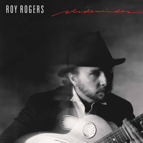 Roy Rogers - Slidewinder on Limited Edition 180g LP - direct audio