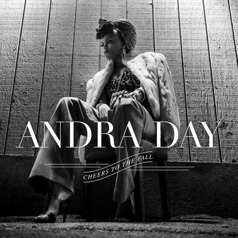 Andra Day - Cheers To The Fall on Vinyl 2LP - direct audio