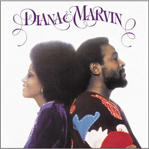 Diana Ross And Marvin Gaye - Diana And Marvin on Limited Edition 180g LP - direct audio