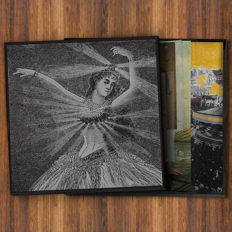 "Neutral Milk Hotel - Neutral Milk - Hotel on Limited Edition 2LP + 2 x 10"" + 2 x 7"" + 7"" Picture Disc Box Set - direct audio"