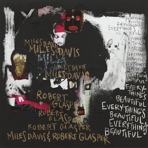 Miles Davis And Robert Glasper - Everything's Beautiful Vinyl LP - direct audio