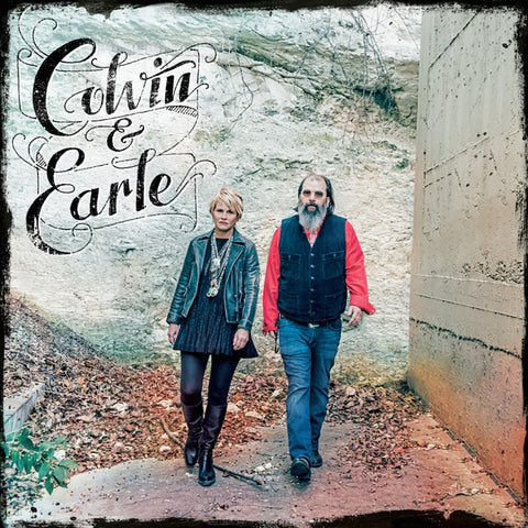 Colvin And Earle - Colvin And Earle on Vinyl LP - direct audio