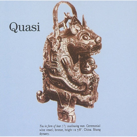 Quasi - Featuring Birds Vinyl LP + Download - direct audio