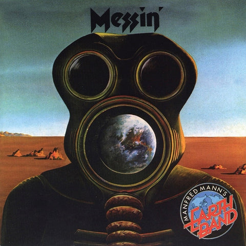 Manfred Mann's Earth Band - Messin' on 180g LP - direct audio