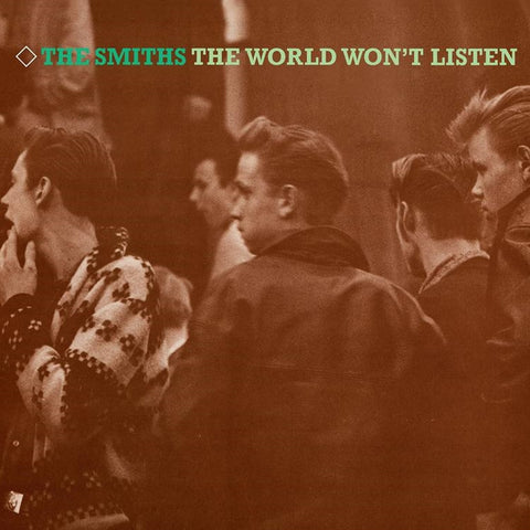 The Smiths - The World Won't Listen 180g Vinyl 2LP - direct audio