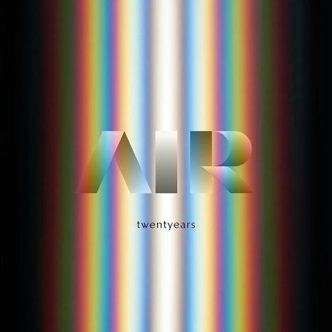Air - Twentyears 180g Vinyl 2LP - direct audio
