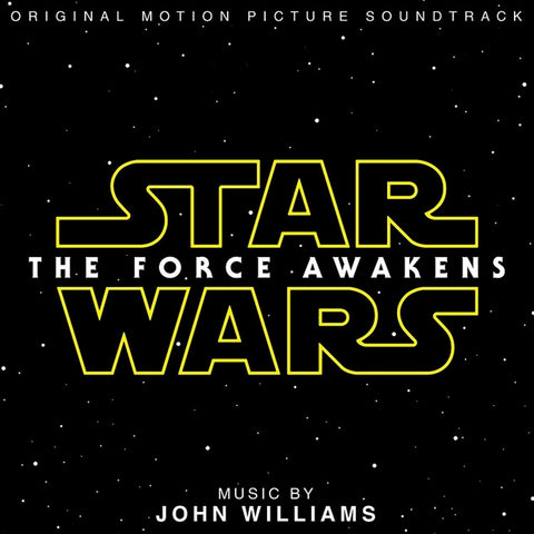John Williams - Star Wars: The Force Awakens Original Motion Picture Soundtrack Vinyl 2LP - direct audio