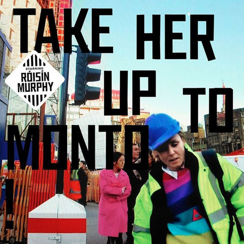 Roisin Murphy - Take Her Up To Monto Vinyl LP - direct audio
