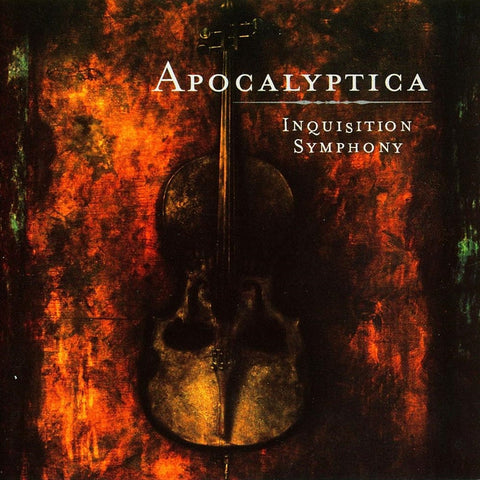 Apocalyptica - Inquisition Symphony on Vinyl LP (Out Of Stock) Pre-order - direct audio