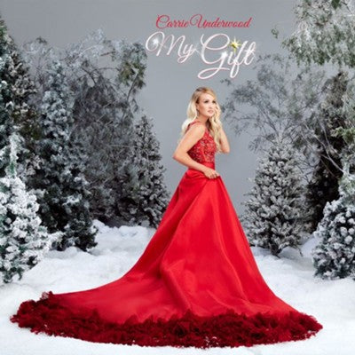 Carrie Underwood - My Gift Colored Vinyl LP - direct audio